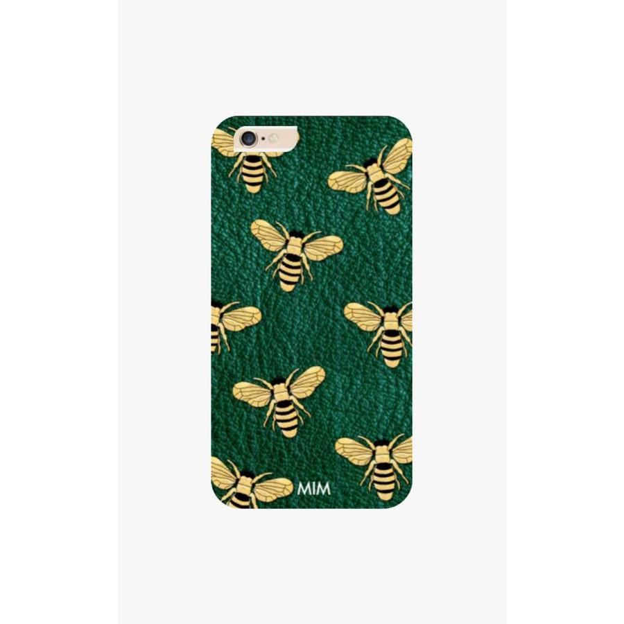 Green Bee - iPhone Case
