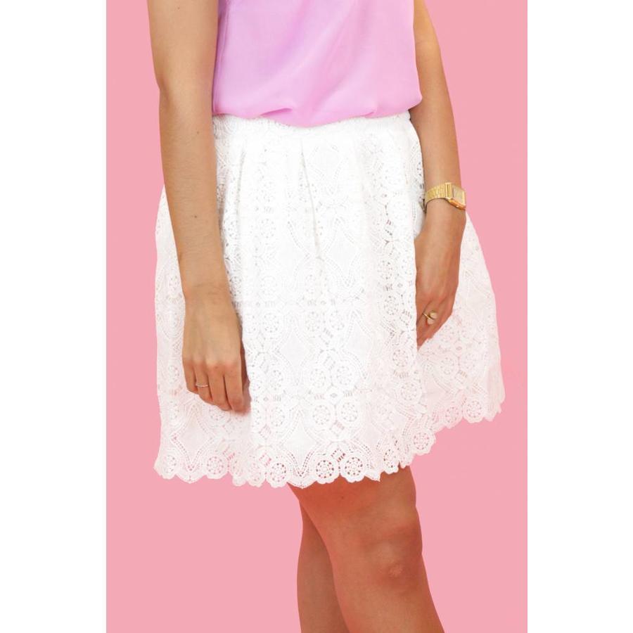 Lolita Lace Skirt