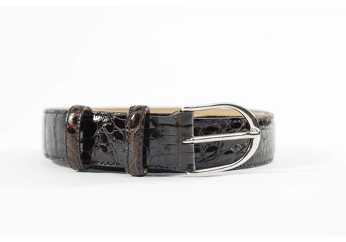 CROCODILE  Belt High quality - Handmade