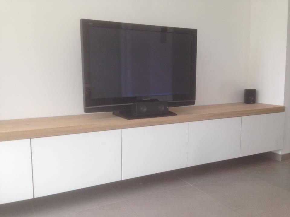 Zwevend tv meubel. latest zwevende tv meubels with zwevend tv meubel