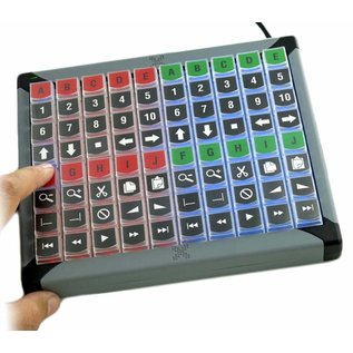 P.I. Engineering X-keys XK-80 USB