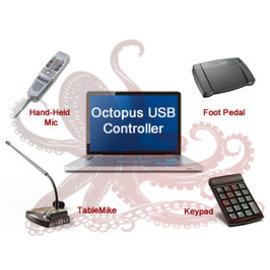 SpeechWare Octopus USB Controller Software