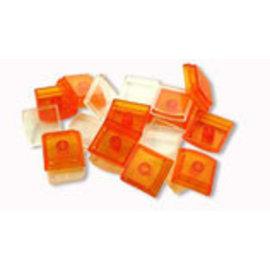 Orange Tasten 10er-Set (Single)
