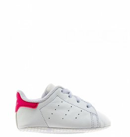 ADIDAS STAN SMITH CRIB WHITE/PINK
