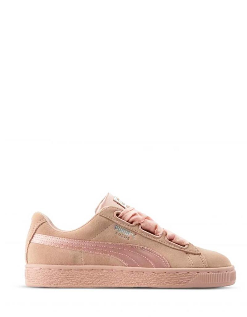 PUMA SUEDE HEART EP PINK