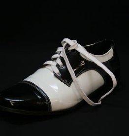 ESPA schoen wit zwart mt 42-43 huurprijs 25 gebruikt