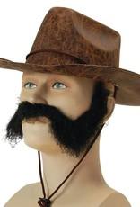 Bristol Novelty Ltd. snor cowboy generaal