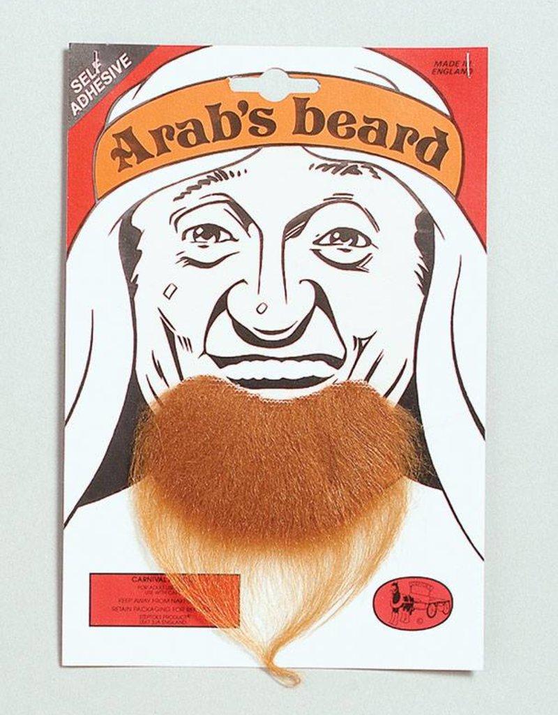 Bristol Novelty Ltd. baard arabier bruin