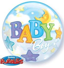 Folat baby boy bubbles