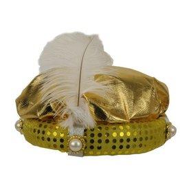 FARAM hoed sultan goud