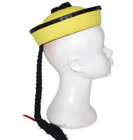ESPA chinese hoed man