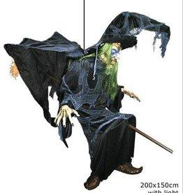 ESPA vliegende heks