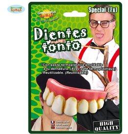 FIESTAS GUIRCA tanden grote voortanden