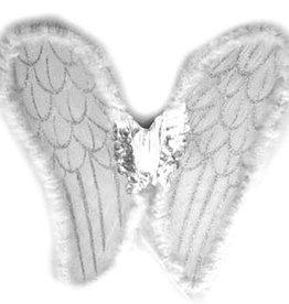 ESPA engel vleugels wit-zilver