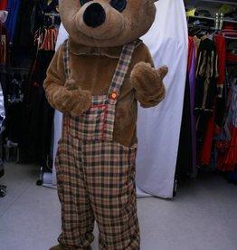 Cremers broek voor mascotte huurprijs € 20
