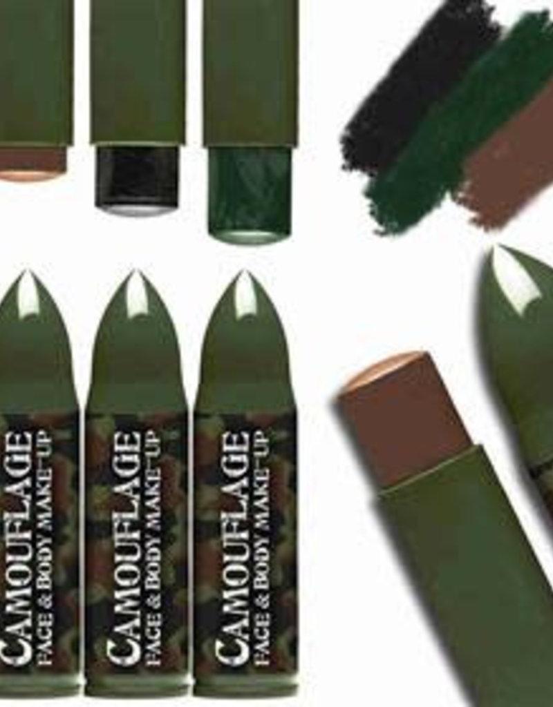 ABC CArnaval 3 sticks camouflage kleuren