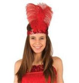 FARAM Charleston band rood