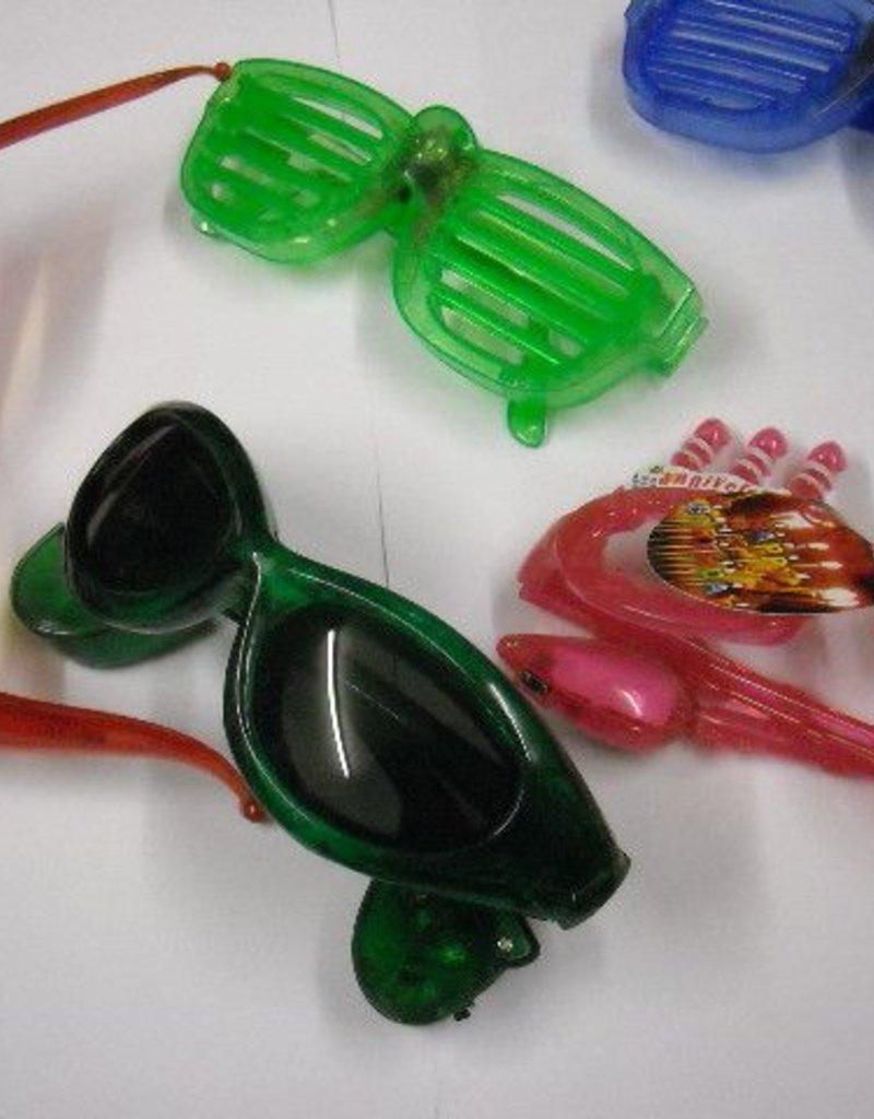 AUGUSTIJNEN bril, kunnen batterijen in voor lichtjes