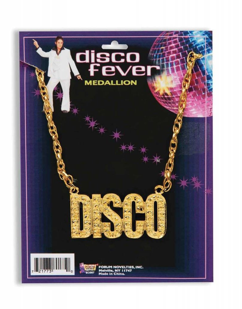 Bristol Novelty Ltd. ketting disco