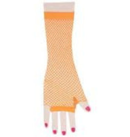 FARAM Handschoen visnet oranje