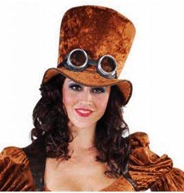 MAGIC hoge hoed steampunk zonder bril huurprijs € 8