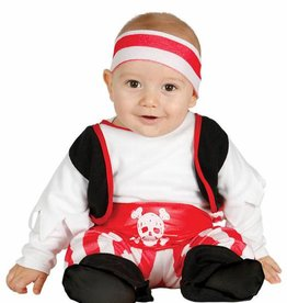 FIESTAS GUIRCA piraat baby