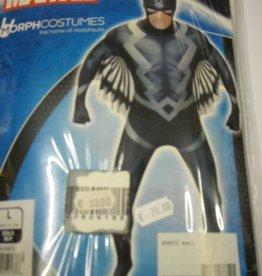 ESPA morphsuits Black Bolt