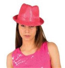 FARAM hoed disco neon roos
