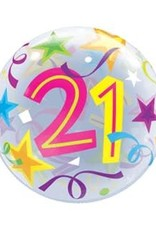 Sempertex avalloons bubbles balloon happy birdhay 21