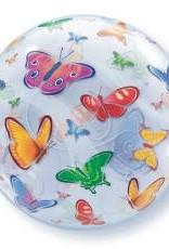 Sempertex avalloons bubbles balloon vlinders