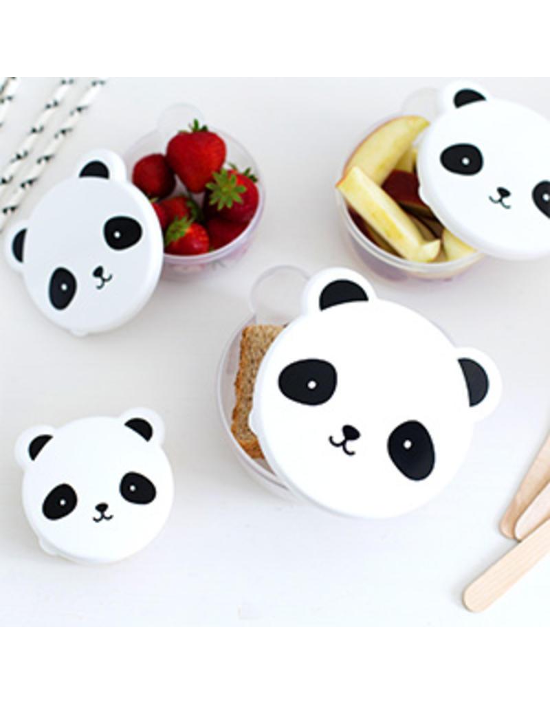 Koekendoosjes panda