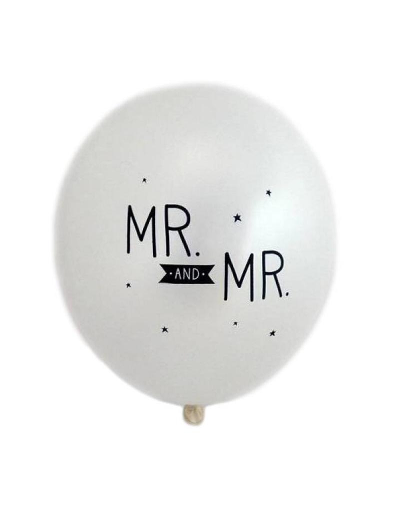 Ballonnen (6) Mr. & Mr.