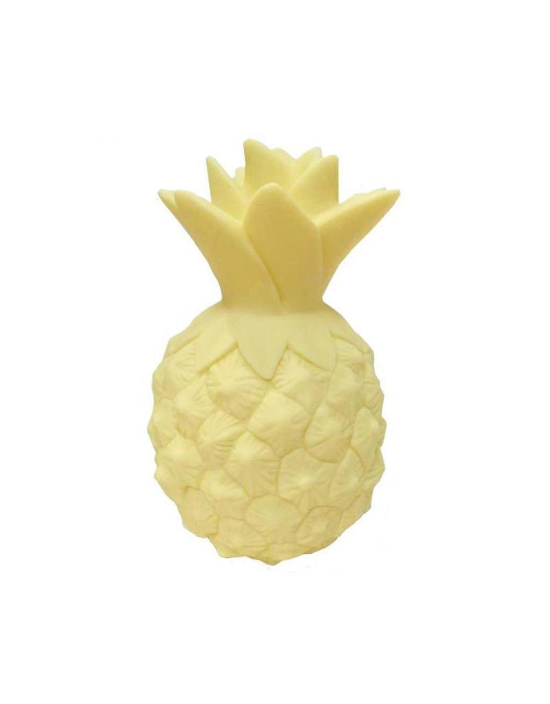 Lampje ananas geel