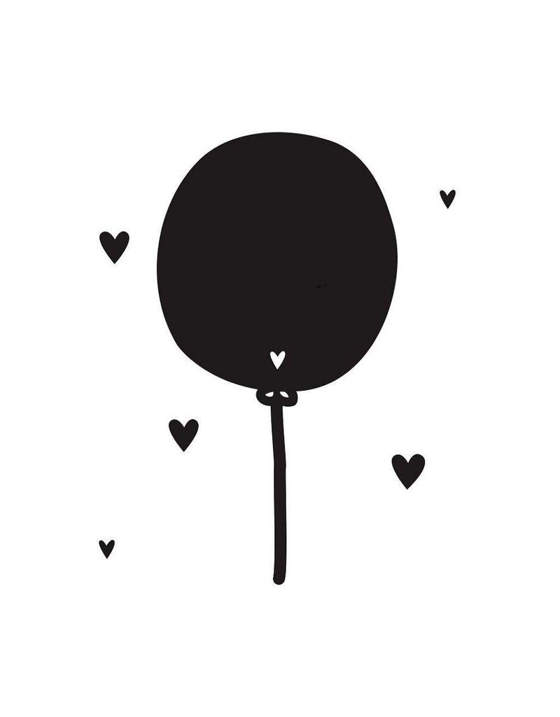 Muursticker you are my happy ballon
