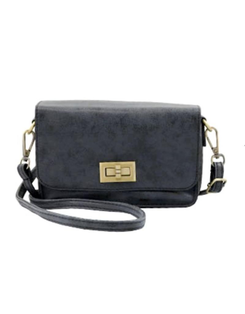 Handtasje zwart