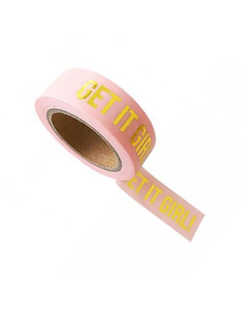 washi tape Get it girl