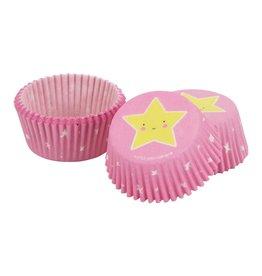 Cupcake-vormpjes eenhoorn