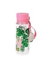 Drinkfles tropical palm