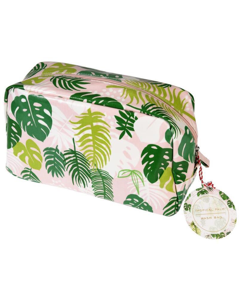 Toiletzak tropical palm