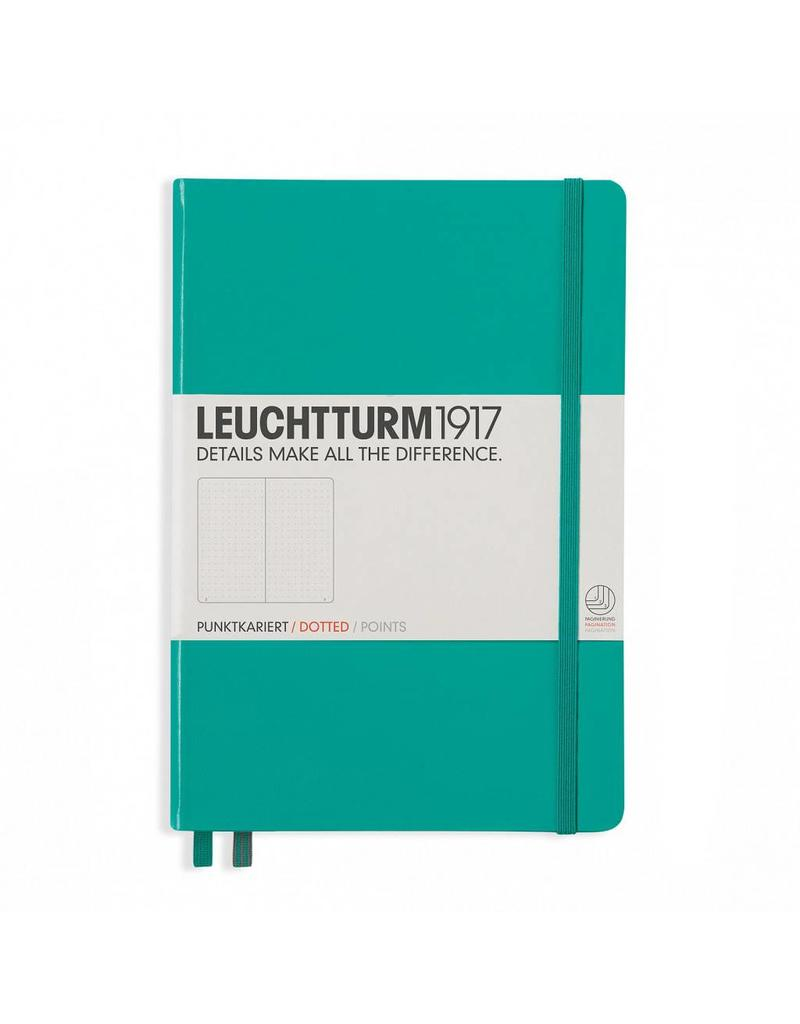 Leuchtturm hard cover turquoise
