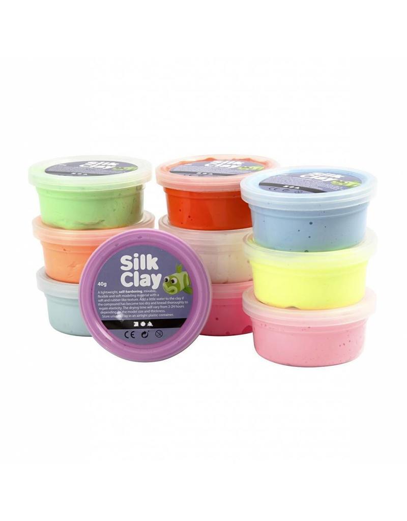 Silk Clay® 10x35g set basis