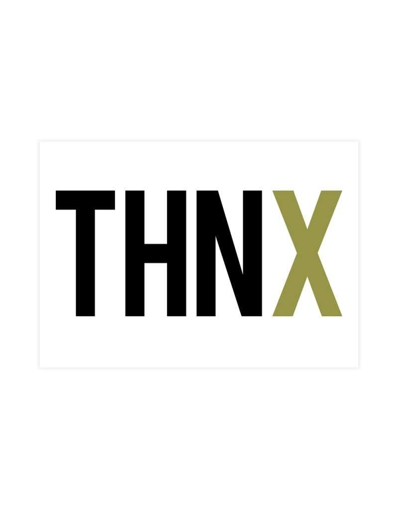 Postkaart THNX