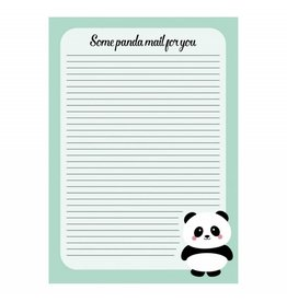 Notablok A5 panda