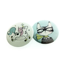 Buttons set van 2