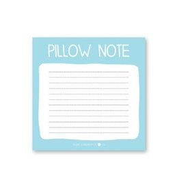 Little note pillow note