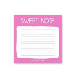 Little note sweet note
