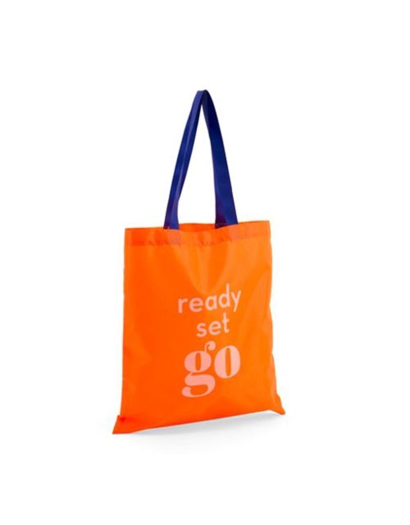 Shopper nylon Ready Set Go