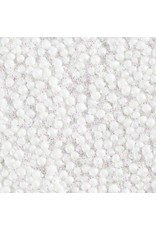 Foam Clay® 35g glitter wit