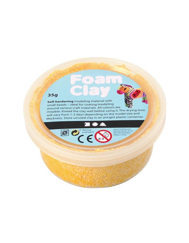 Foam Clay® 35g geel