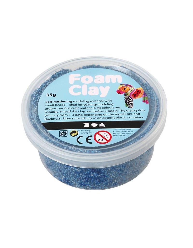 Foam Clay® 35g donkerblauw